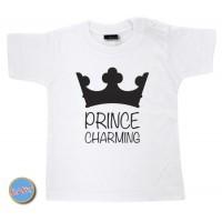 Baby T Shirt Prince Charming