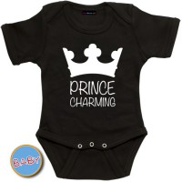 Romper Prince Charming