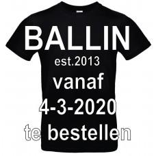 Shirt BALLIN est.2013