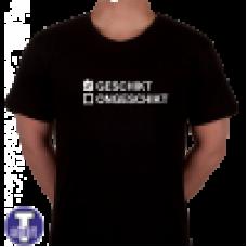 T-shirt Geschikt