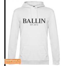 Ballin est.2013 sweater hooded wit