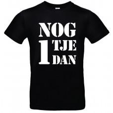 Shirt Nog Eentje Dan