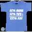Baby T Shirt 100% Ikke