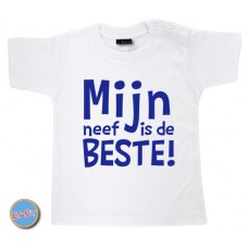 Baby T Shirt Beste Neef