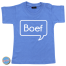 Baby T Shirt Boef