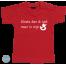 Baby T Shirt Straks ben ik niet meer in mijn eendje