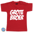 Baby T Shirt Grote Broer