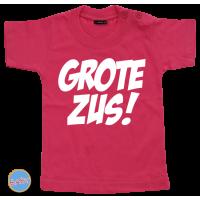Baby T Shirt Grote Zus