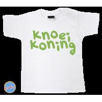 Baby T Shirt Knoei koning