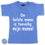Baby T Shirt Liefste mama