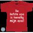 Baby T Shirt liefste opa