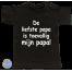 Baby T Shirt Liefste papa