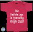 Baby T Shirt Liefste zus