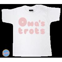 Baby T Shirt Oma´s Trots