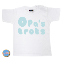 Baby T Shirt Opa's trots