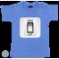 Baby T Shirt Aan-Uit Schakelaar