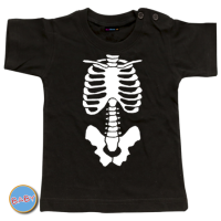 Baby T Shirt Skelet