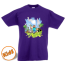 Kinder Mine craft t shirt ver 2.0