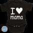 Romper I love mama