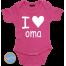 Romper I Love Oma