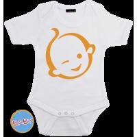 Romper Baby Krul Knipoog