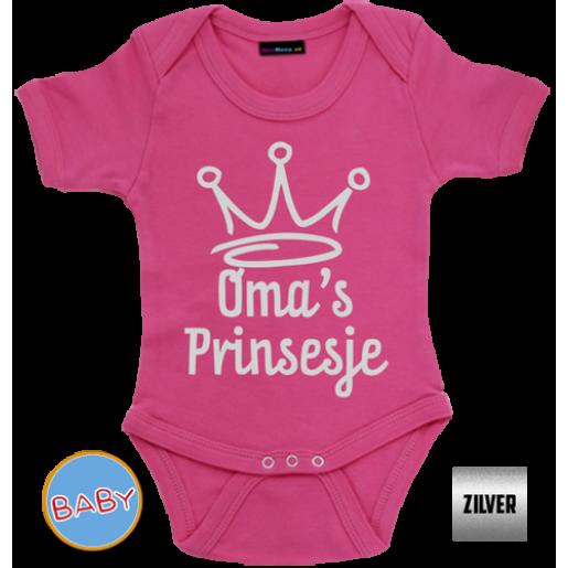 Romper Oma's Prinsesje