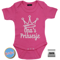 Romper Opa's Prinsesje