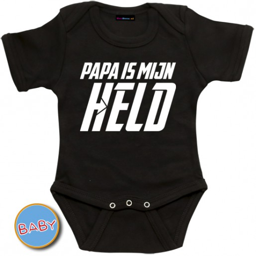 Romper Papa is mijn held