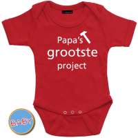 Romper Papa's grootste project