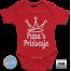 Romper Papa's Prinsesje