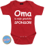 Romper Oma is mijn grootste sponsor