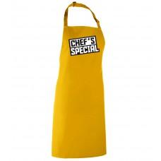 "Schort ""Chef's Special"""
