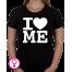 Dames T-shirt I love Me