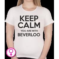 Dames T-shirt met eigen tekst
