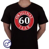 Heren T-shirt Original 60 jaar