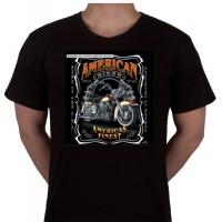 "No 10. Amerika Import Tshirt ""American finest"""