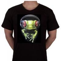 "No 61. Amerika Import Tshirt ""DJ Kikker"""