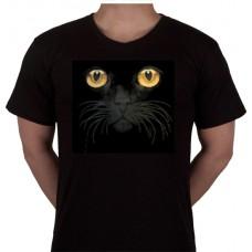 "No 3. Amerika Import Tshirt ""Zwarte Kat"""