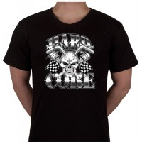 "No 9. Amerika Import Tshirt ""Hard Core"""