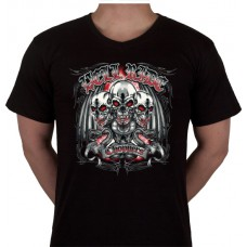 "No 17. Amerika Import Tshirt ""Hell Ride"""