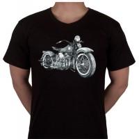 "No 20. Amerika Import Tshirt ""Motor"""