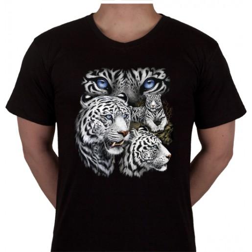 """No 21. Amerika Import Tshirt """"Tijgers"""""""