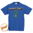 Kinder Mine craft t shirt