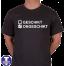 T-shirt Ongeschikt