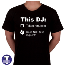 DJ does not takes requests